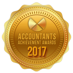 Roberts & Cowling - Accountants Achievement Award Medal or Logo
