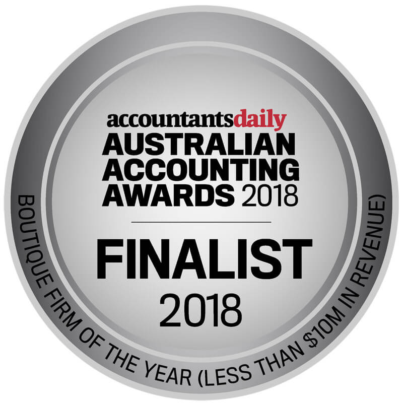 Roberts & Cowling - AccountantsDaily Australian Accounting Awards