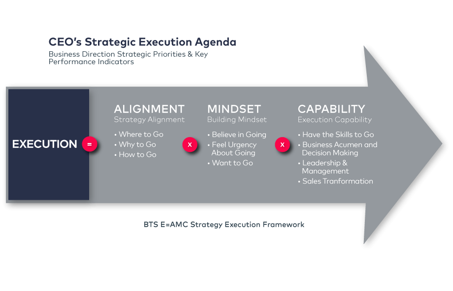Roberts & Cowling - Strategy Execution Framework