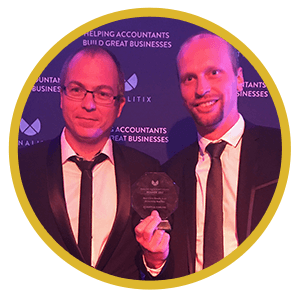 Roberts & Cowling - Winner Best Client Results in Accounting Business